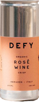 Defy Rose Can